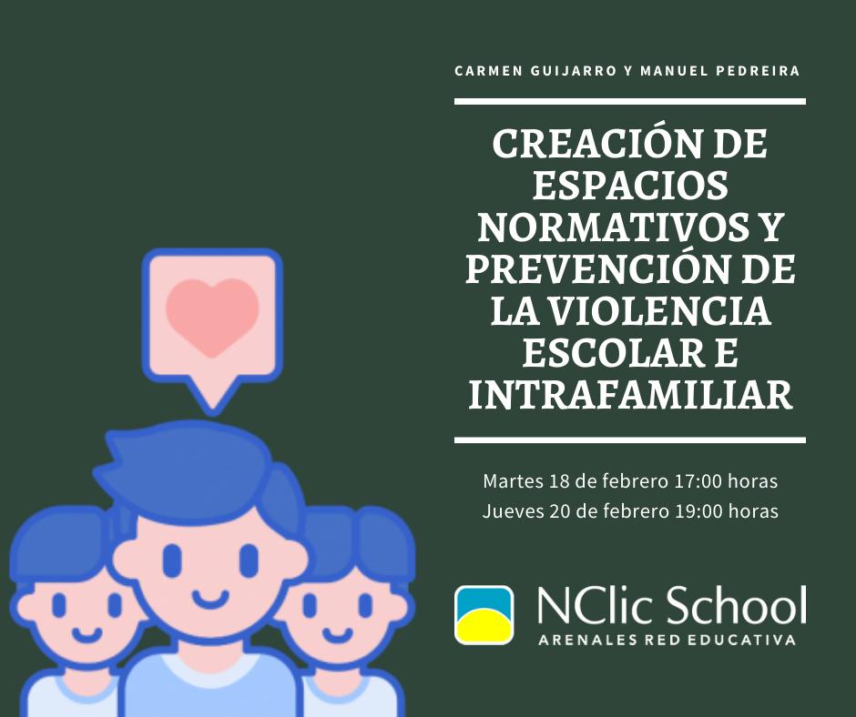 Taller de «Creación de espacios normativos y prevención de la violencia escolar e intrafamilia»