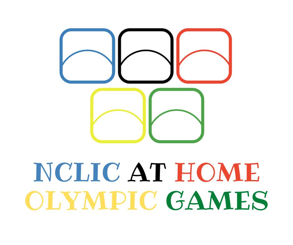 Olimpiadas en casa